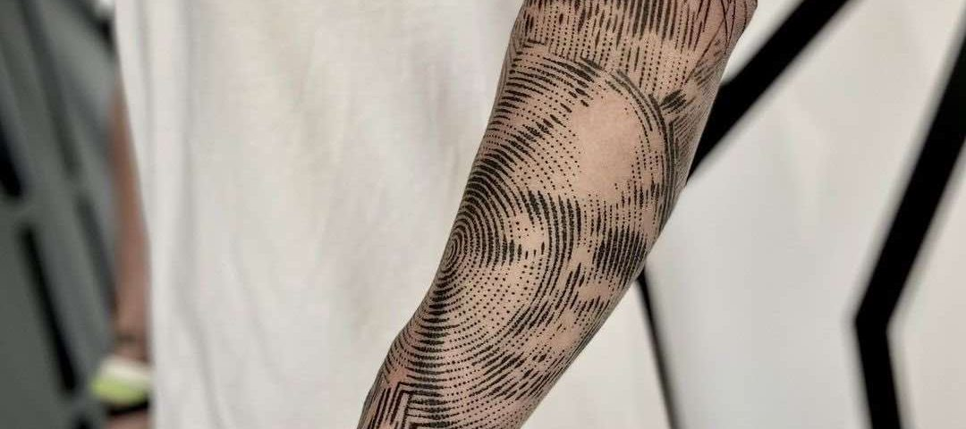 Optical World tattoo alex fico