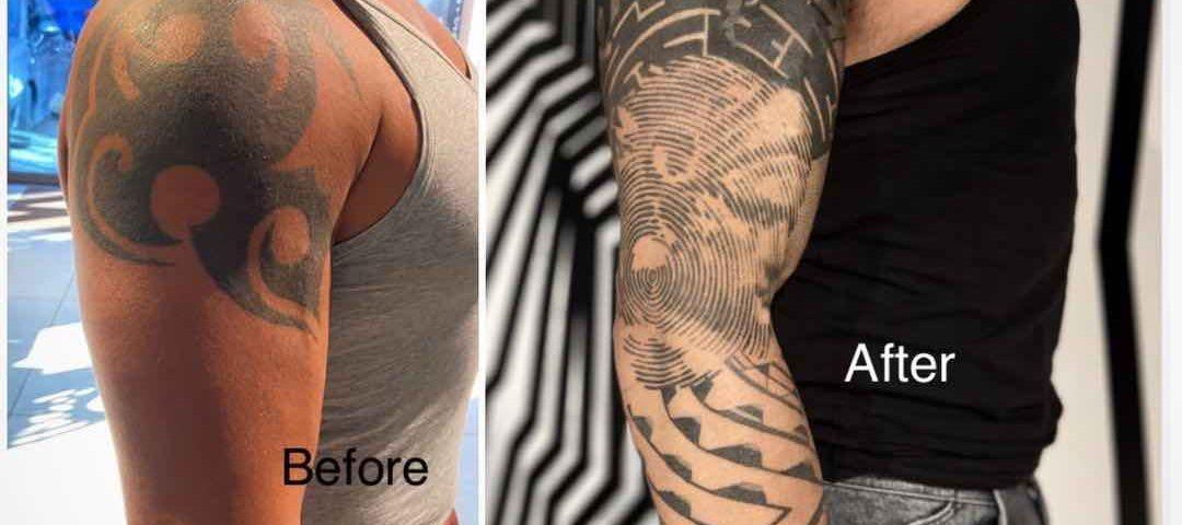 Alex Fico Tattoo